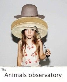 The Animals Observatory-kinderkleding