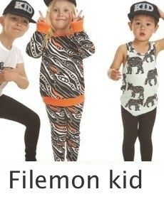 Filemon Kid-kinderkleding