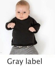Gray label-kinderkleding