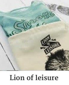 Lion of Leisure-kinderkleding