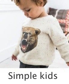 Simple Kids-kinderkleding